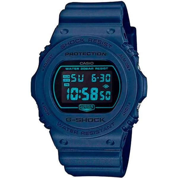 Relógio Casio G-Shock DW-5700BBM-2DR Resistente a choques  - TREINIT