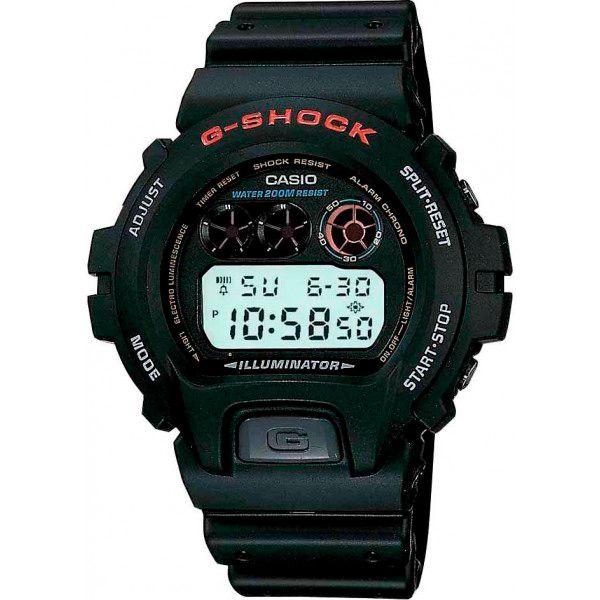 Relógio Casio G-Shock DW-6900-1VDR Resistente a choques  - TREINIT