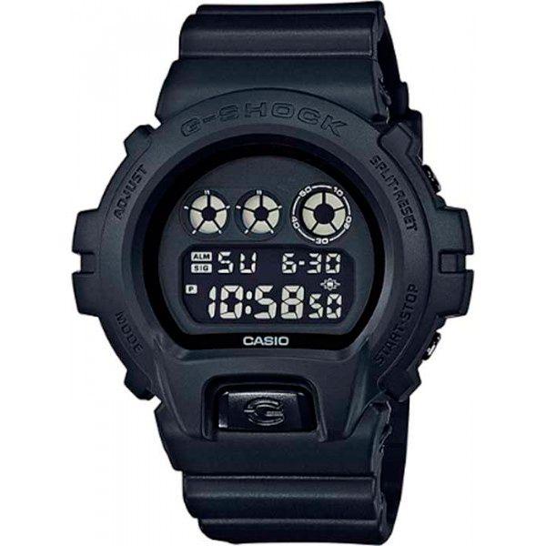 Relógio Casio G-Shock DW-6900BB-1DR Resistente a choques  - Treinit