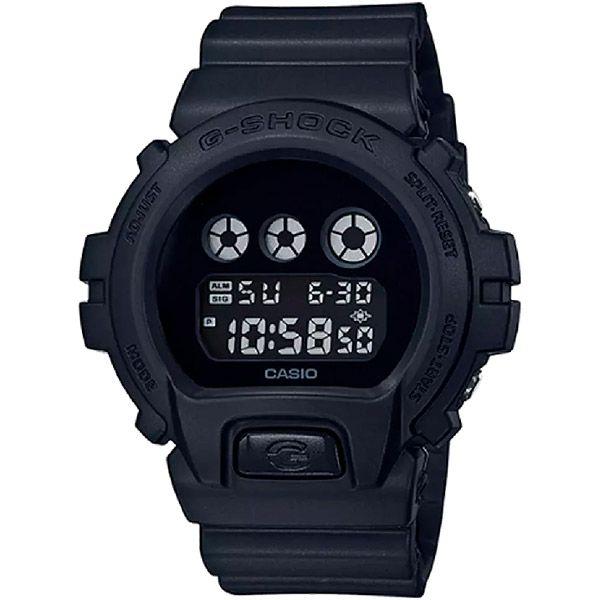 Relógio Casio G-Shock DW-6900BBA-1DR Resistente a choques  - TREINIT