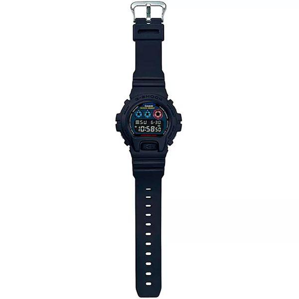 Relógio Casio G-Shock DW-6900BMC-1DR Resistente a choques  - TREINIT