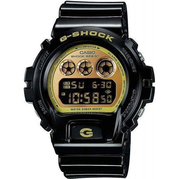 Relógio Casio G-Shock DW-6900CB-1DS Resistente a choques  - TREINIT