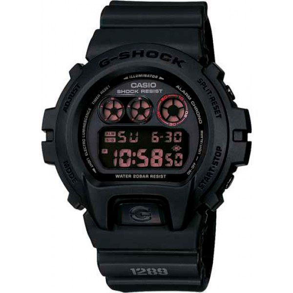 Relógio Casio G-Shock DW-6900MS-1DR Resistente a choques  - TREINIT