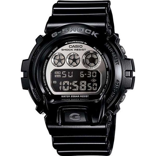 Relógio Casio G-Shock DW-6900NB-1DR Resistente a choques  - TREINIT