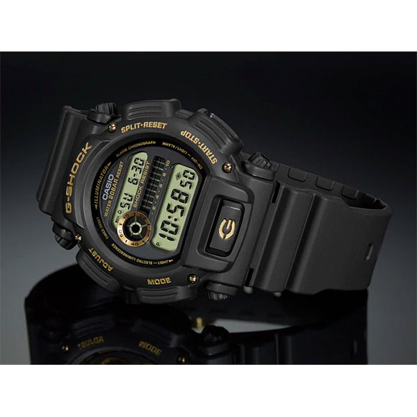 Relógio Casio G-Shock DW-9052GBX-1A9DR Resistente a choques  - TREINIT