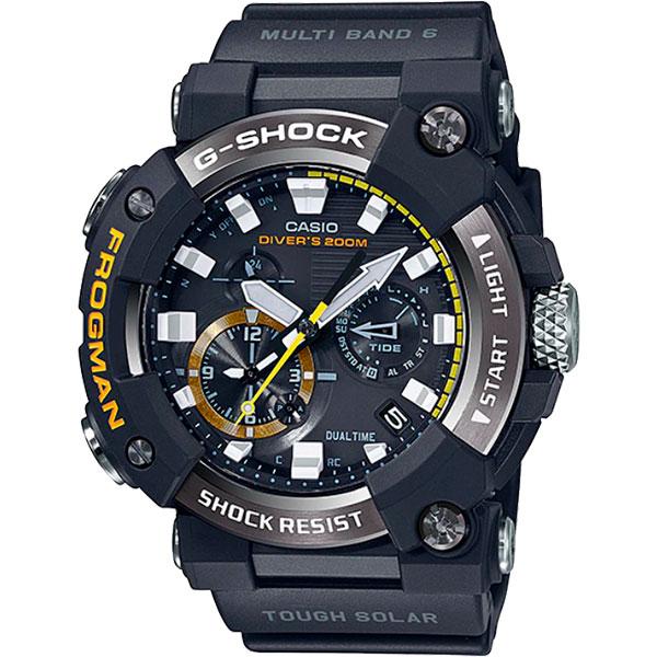 Relógio Casio G-Shock Frogman GWF-A1000-1ADR Solar e Bluetooth  - TREINIT