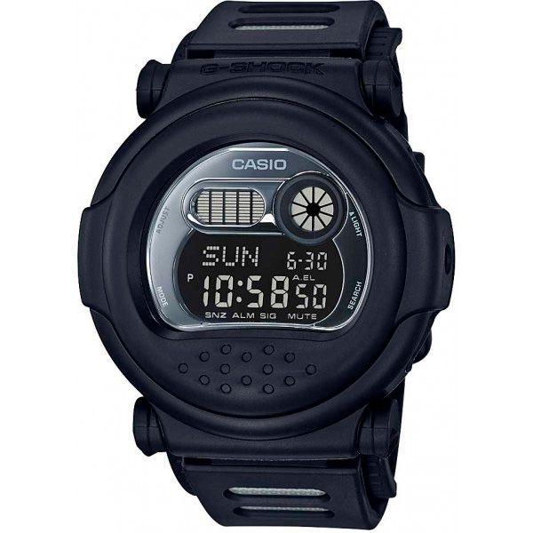 Relógio Casio G-Shock G-001BB-1DR Revival Resistente a choques  - TREINIT