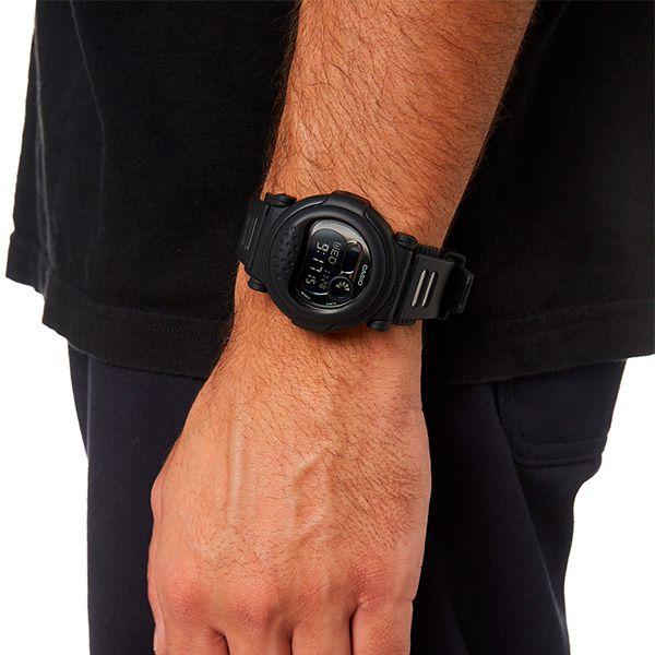 Relógio Casio G-Shock G-001BB-1DR Revival Resistente a choques  - Loja Prime