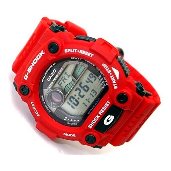 Relógio Casio G-Shock G-Rescue Tábua de Maré G-7900A-4DR  - TREINIT