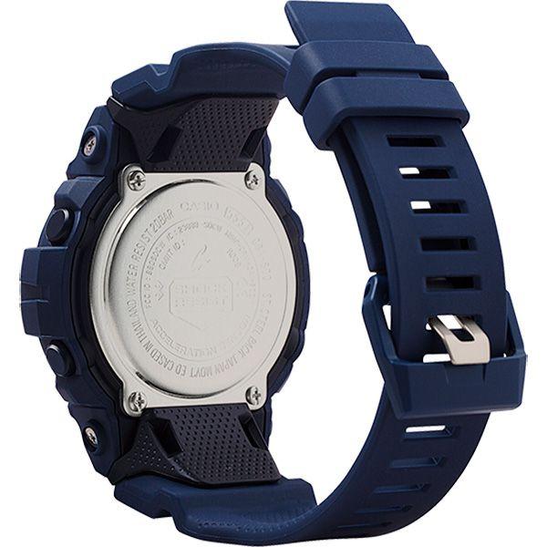 Relógio Casio G-Shock G-Squad GBA-800-2ADR Monitor de Passos Calorias Bluetooth  - TREINIT