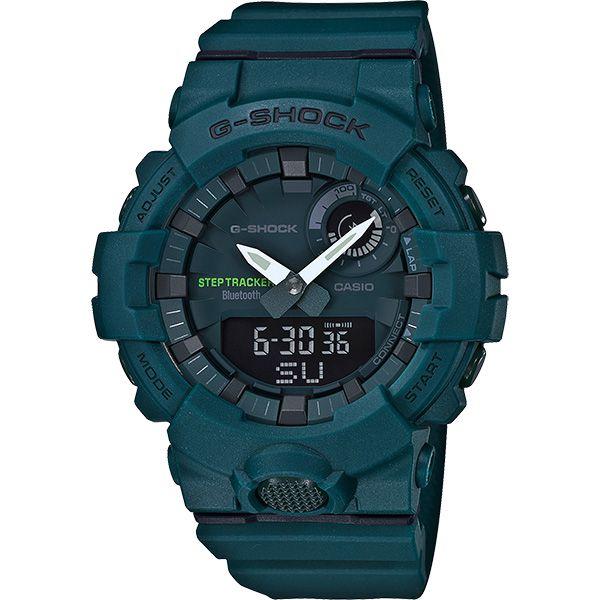 Relógio Casio G-Shock G-Squad GBA-800-3ADR Monitor de Passos Calorias Bluetooth  - Loja Prime