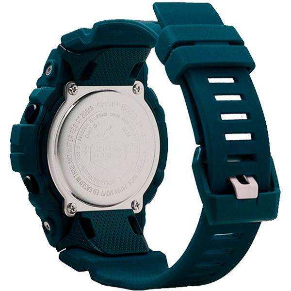 Relógio Casio G-Shock G-Squad GBA-800-3ADR Monitor de Passos Calorias Bluetooth  - TREINIT