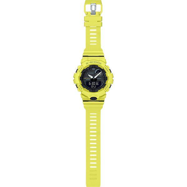 Relógio Casio G-Shock G-Squad GBA-800-9ADR Monitor de Passos Calorias Bluetooth  - Loja Prime