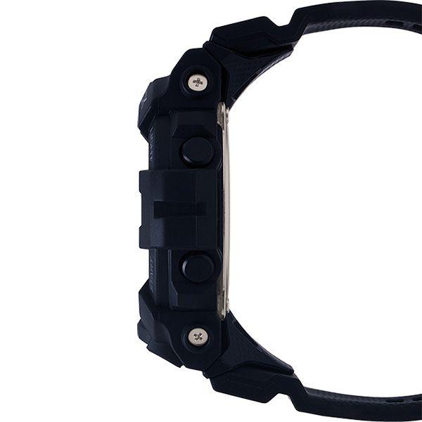 Relógio Casio G-Shock G-Squad GBD-800-1BDR Monitor de Passos Bluetooth  - TREINIT