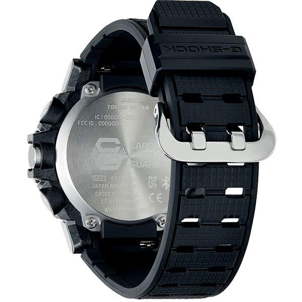 Relógio Casio G-Shock G-Steel GST-B300S-1ADR Carbon Core Guard  - TREINIT