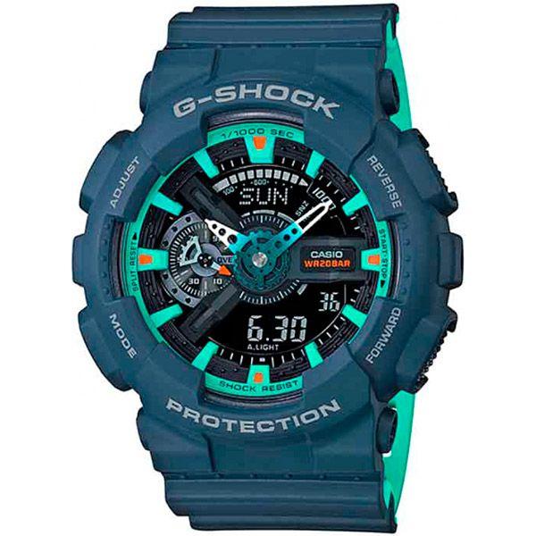 Relógio Casio G-Shock GA-110CC-2ADR Resistente a choques  - TREINIT