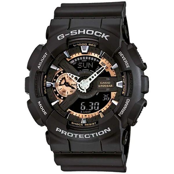 Relógio Casio G-Shock GA-110RG-1ADR Resistente a choques  - Treinit