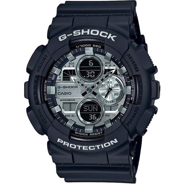 Relógio Casio G-Shock GA-140GM-1A1DR Resistente a choques  - TREINIT