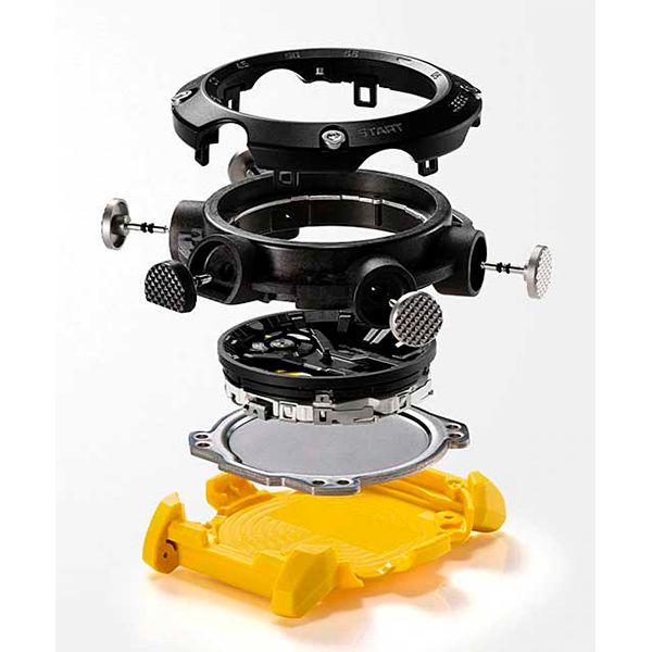 Relógio Casio G-Shock GA-2000-1A2DR Carbon Core Guard  - Treinit