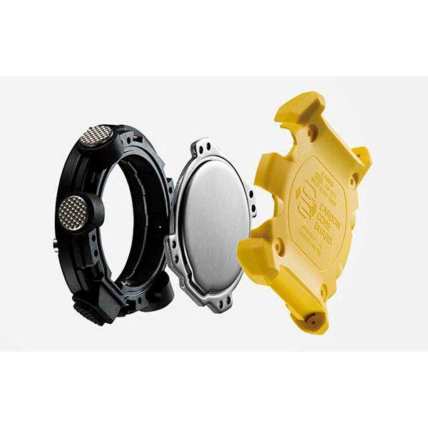 Relógio Casio G-Shock GA-2000-1A9DR Carbon Core Guard  - TREINIT