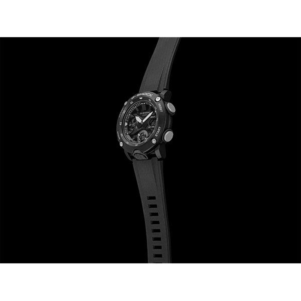 Relógio Casio G-Shock GA-2000S-1ADR Carbon Core Guard  - TREINIT
