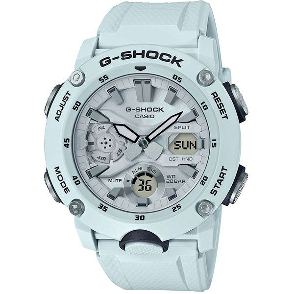 Relógio Casio G-Shock GA-2000S-7ADR Carbon Core Guard  - TREINIT