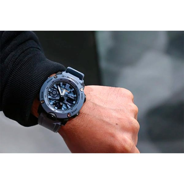 Relógio Casio G-Shock GA-2000SU-2ADR Carbon Core Guard  - TREINIT