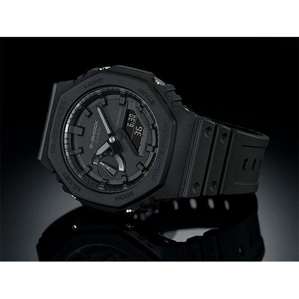 Relógio Casio G-Shock GA-2100-1A1DR Carbon  - TREINIT