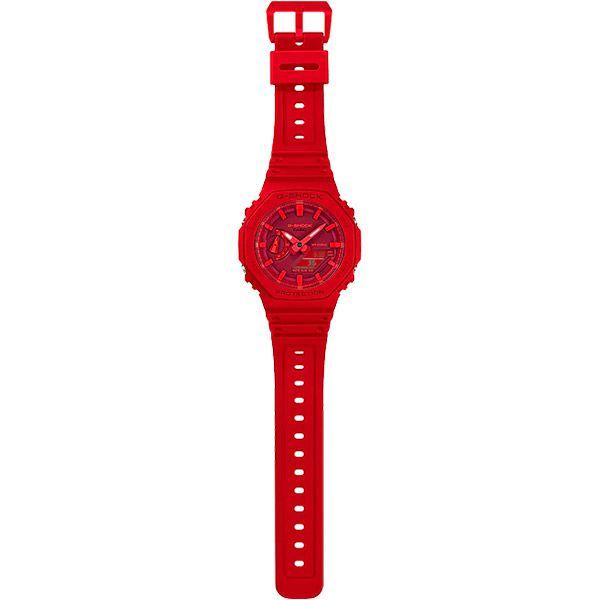 Relógio Casio G-Shock GA-2100-4ADR Carbon  - Treinit