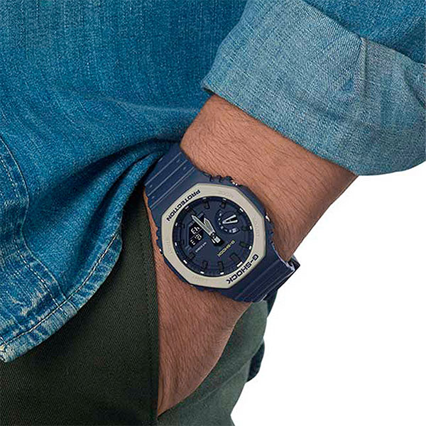 Relógio Casio G-Shock GA-2110ET-2ADR Earth Tone Color  - TREINIT