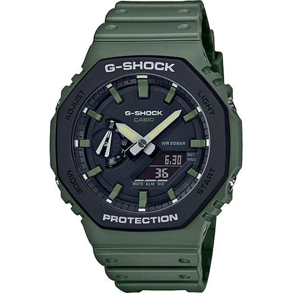 Relógio Casio G-Shock GA-2110SU-3ADR Carbon  - TREINIT