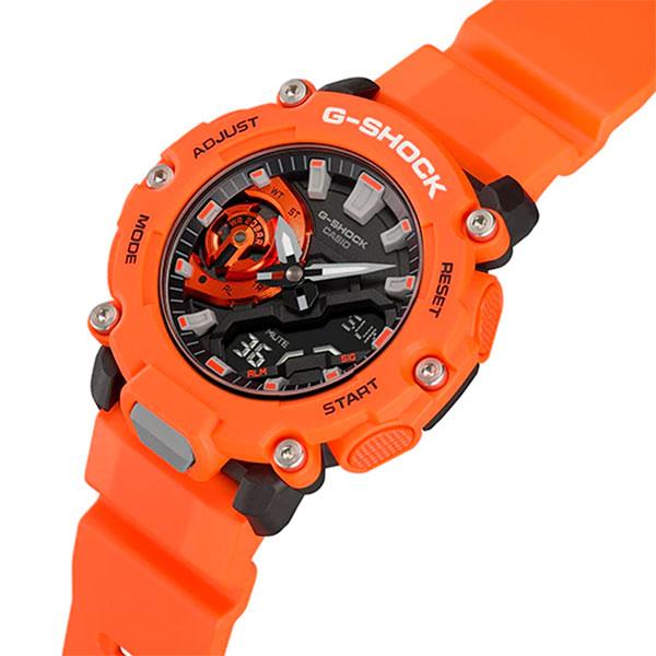 Relógio Casio G-Shock GA-2200M-4ADR Carbon  - TREINIT