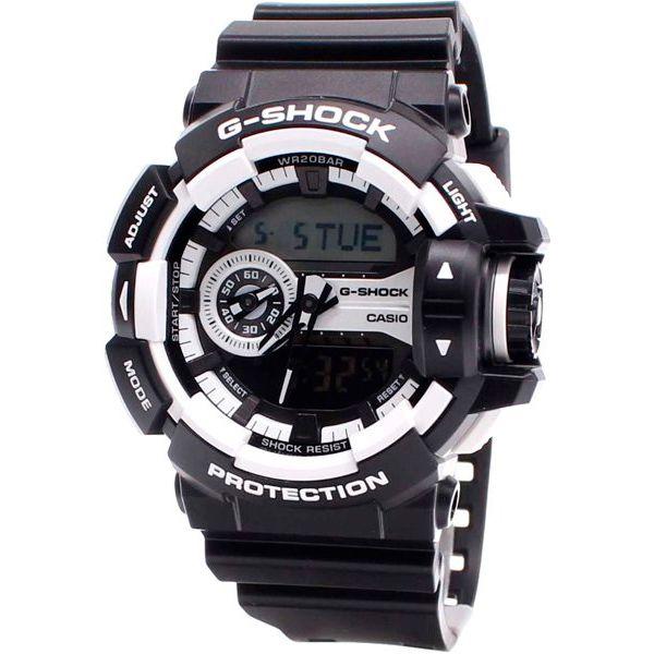 80ce4c3cecc Relógio Casio G-Shock GA-400-1ADR Rotary Switch Resistente a choques - Loja  Prime