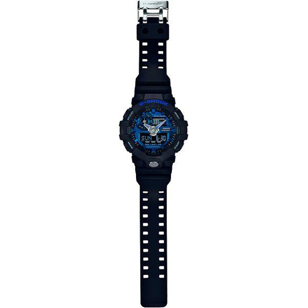 Relógio Casio G-Shock GA-710-1A2DR Resistente a choques  - TREINIT