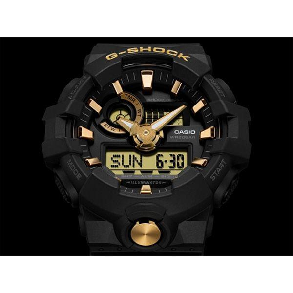 Relógio Casio G-Shock GA-710B-1A9DR Resistente a choques  - Loja Prime