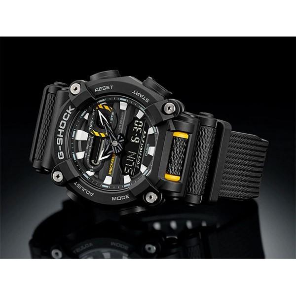 Relógio Casio G-Shock GA-900-1ADR Resistente a choques  - TREINIT