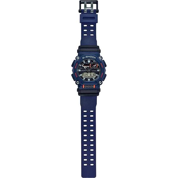 Relógio Casio G-Shock GA-900-2ADR Resistente a choques  - TREINIT