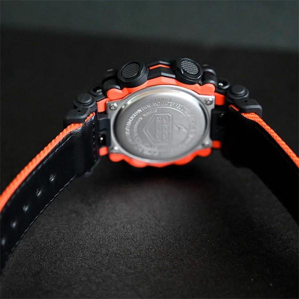 Relógio Casio G-Shock GA-900C-1A4DR Resistente a choques  - TREINIT