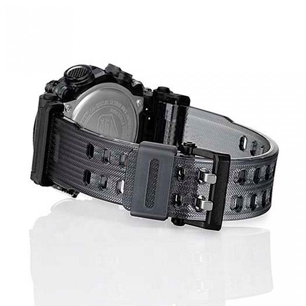 Relógio Casio G-Shock GA-900SKE-8ADR Série Transparent Pack  - TREINIT