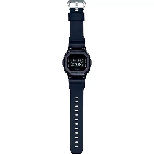 Relógio Casio G-Shock GM-5600B-1DR Caixa em Aço Inoxidável  - TREINIT