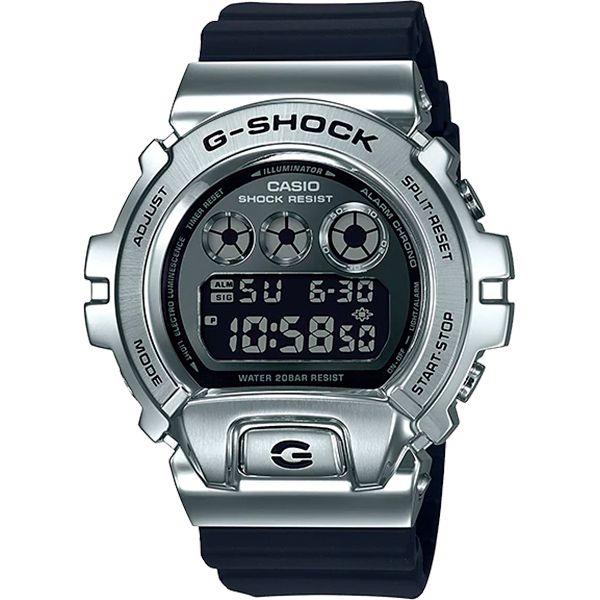 Relógio Casio G-Shock GM-6900-1DR Revestimento Metal  - TREINIT