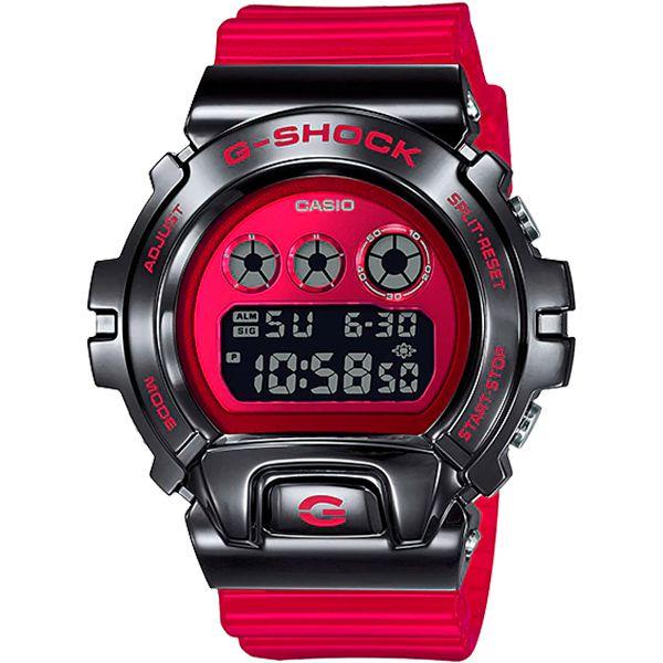 Relógio Casio G-Shock GM-6900B-4DR Revestimento Metal  - TREINIT