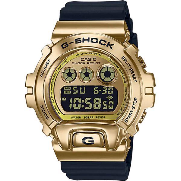 Relógio Casio G-Shock GM-6900G-9DR Revestimento Metal  - TREINIT