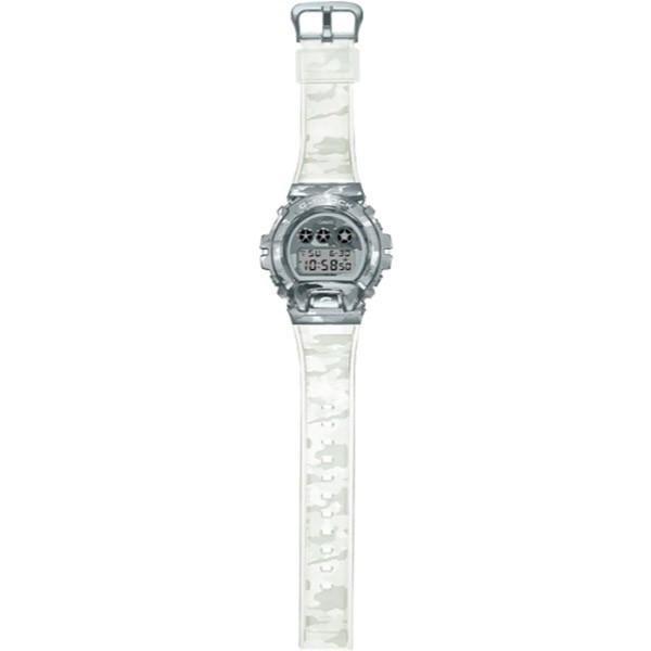 Relógio Casio G-Shock GM-6900SCM-1DR Caixa em Aço Inoxidável  - TREINIT