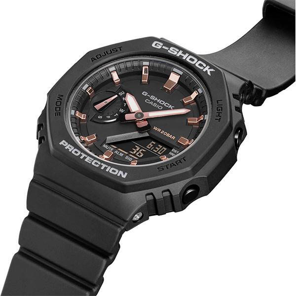 Relógio Casio G-Shock GMA-S2100-1ADR Carbon  - TREINIT