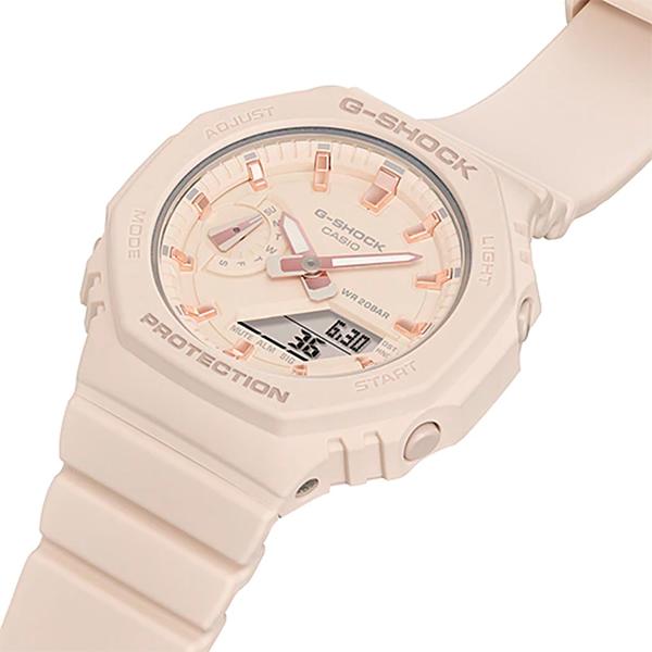 Relógio Casio G-Shock GMA-S2100-4ADR Carbon  - TREINIT