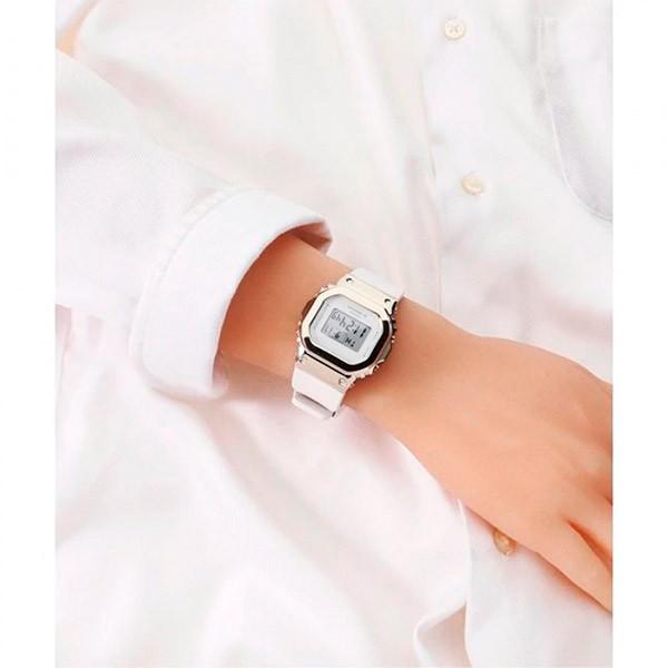 Relógio Casio G-Shock GM-S5600G-7DR Caixa em Aço Inoxidável  - TREINIT