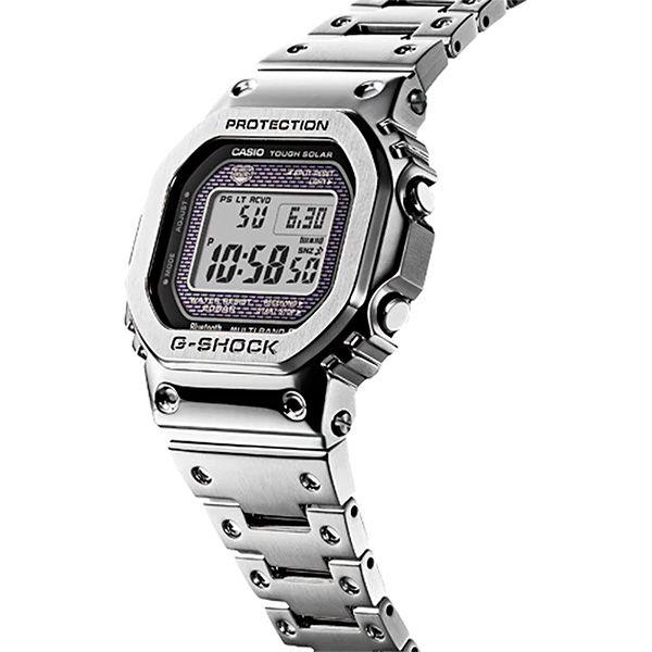 Relógio Casio G-Shock GMW-B5000D-1DR Tough Solar e Bluetooth  - TREINIT