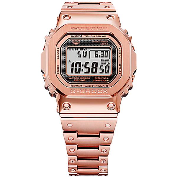 Relógio Casio G-Shock GMW-B5000GD-4DR Tough Solar e Bluetooth  - TREINIT