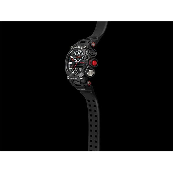 Relógio Casio G-Shock GRAVITYMASTER GR-B200-1ADR Sensor Quad  - TREINIT